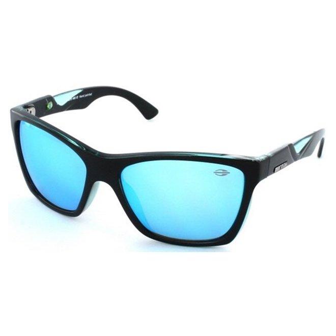 ... Óculos Sol Mormaii Venice Beat - 37946112 - Preto Azul Espelhado ... 9424681ab2