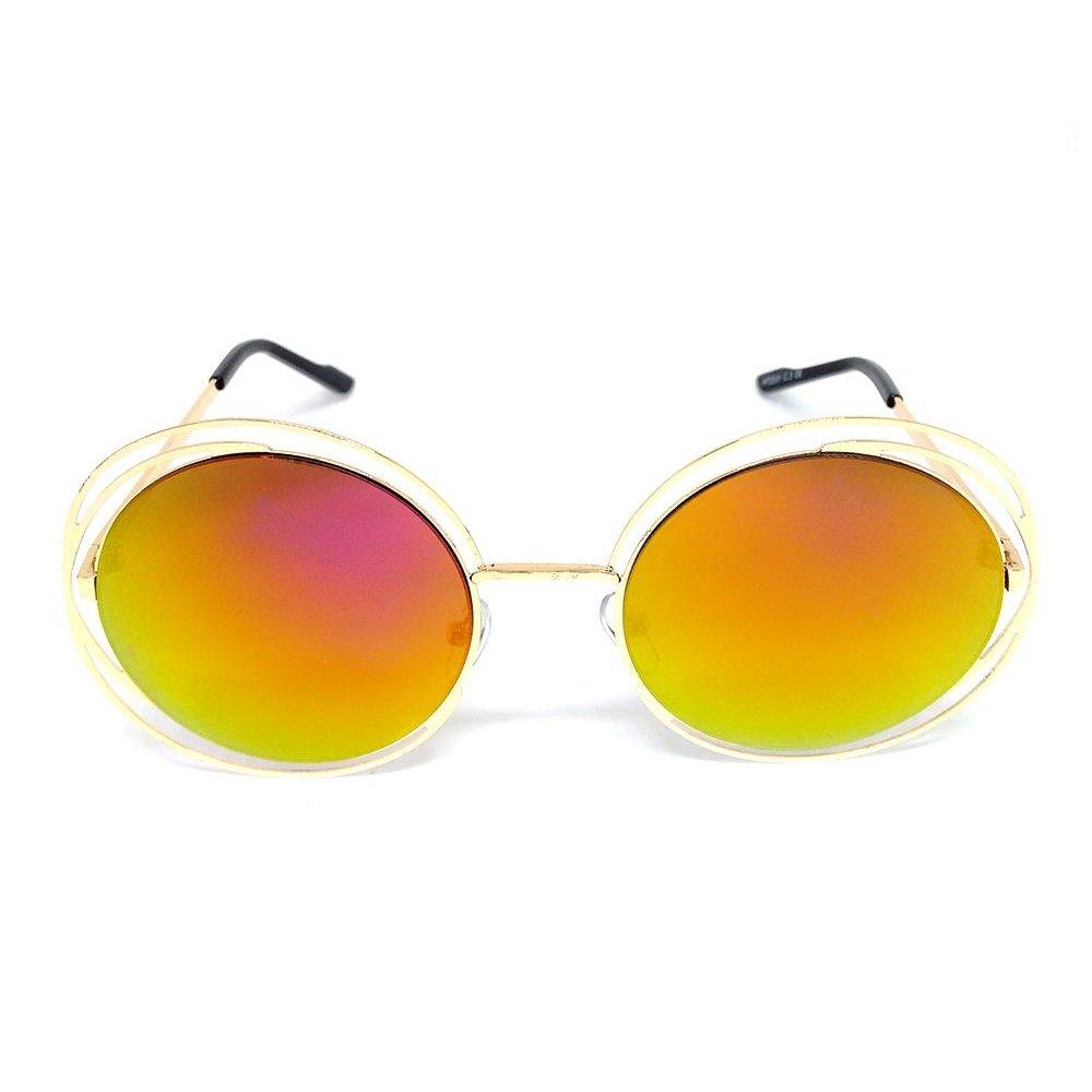 Óculos Solar Cayo Blanco Redondo - Compre Agora   Netshoes 0d053cddf1