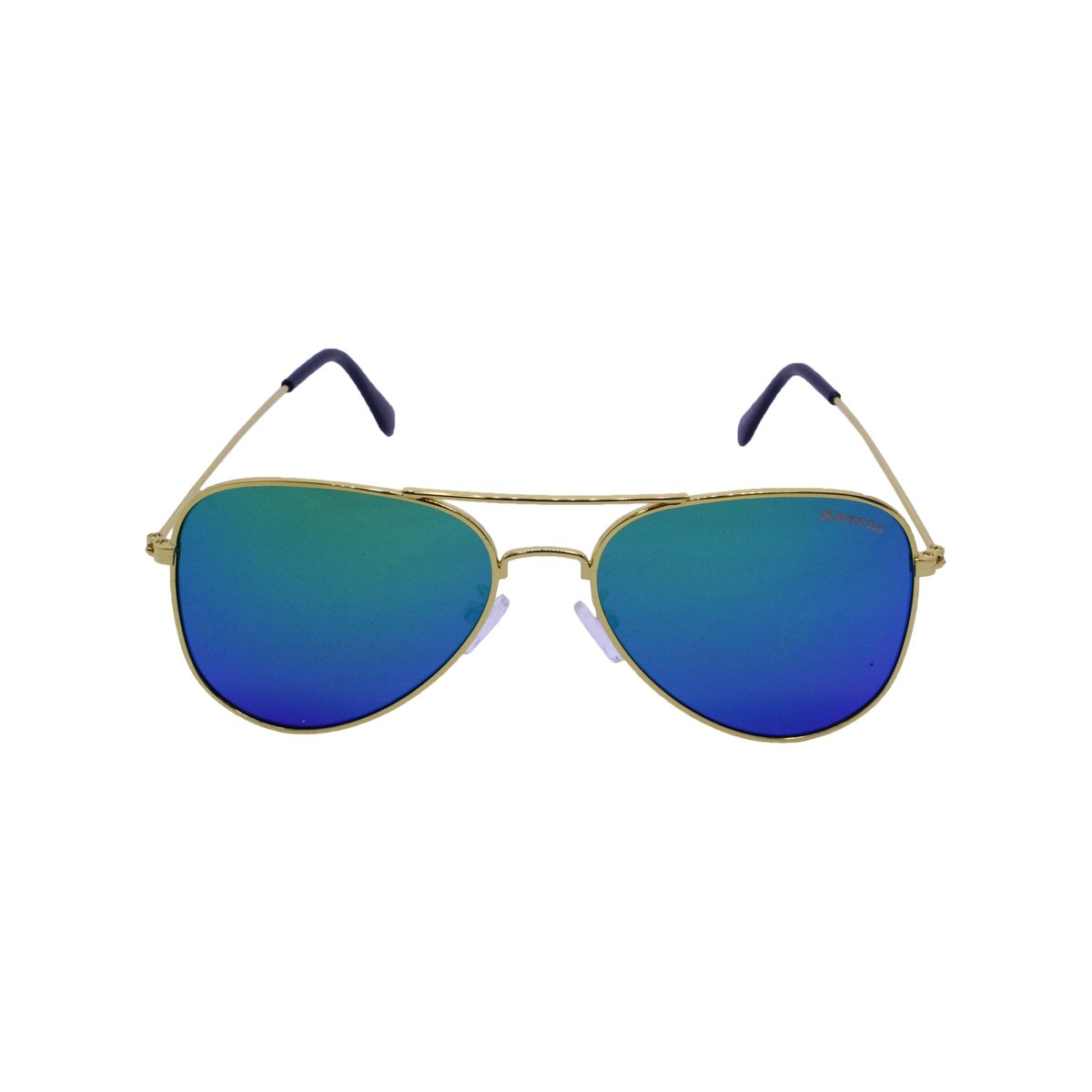 9e52ef8f65041 Óculos solar em Metal estilo aviador Khatto KT0807DRDLVRD - Compre Agora