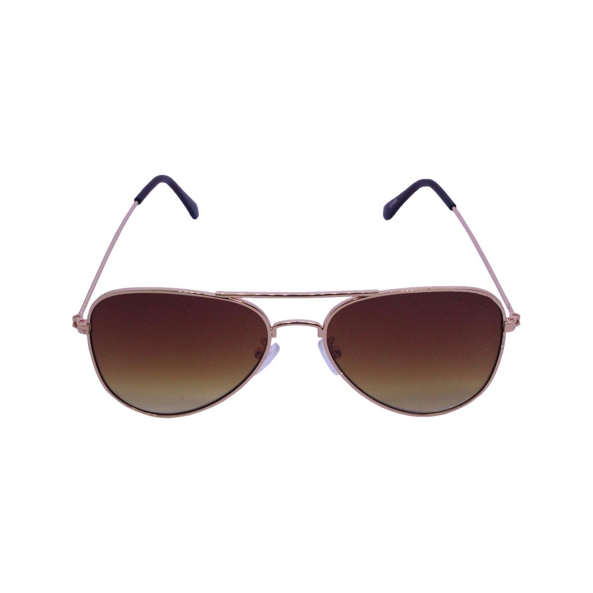 3894ebcf0 Óculos solar em Metal estilo aviador Khatto KT0807DRDLVRD | Netshoes