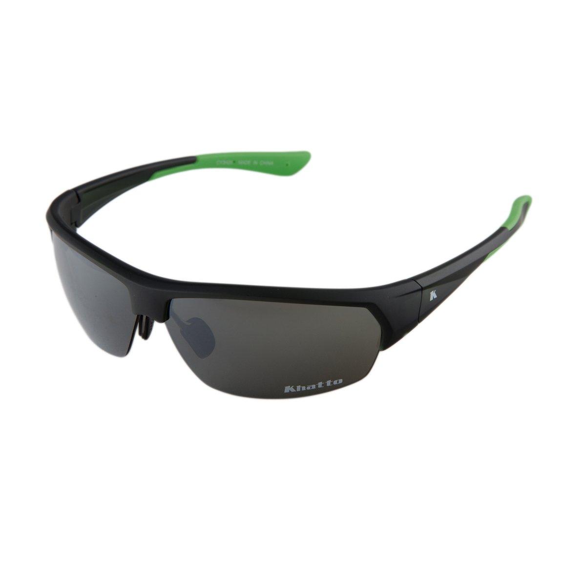 1dd1e435fdf9b Óculos Solar Khatto Esportivo Em Policarbonato KT25175PREFHVRD - Compre  Agora   Netshoes