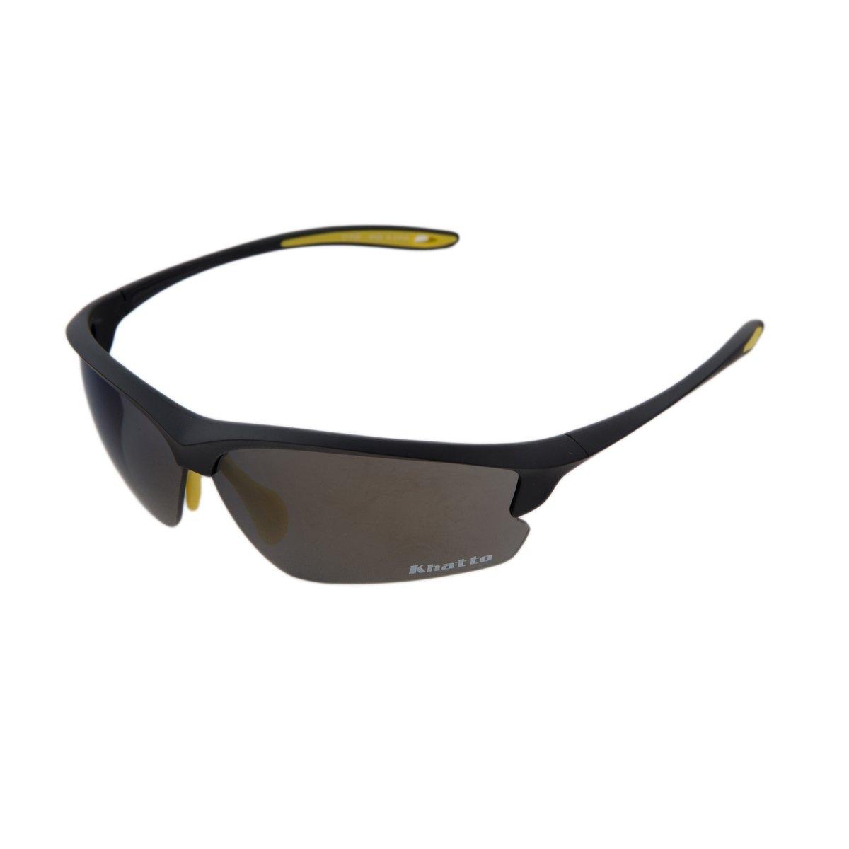 58db5833fe62f Óculos Solar Khatto Esportivo Em Policarbonato KT26151PREF - Compre Agora    Netshoes