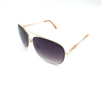 Óculos Solar Prorider Detalhado Com Lente Degradê Fumê