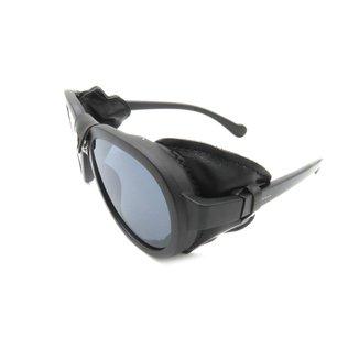 Óculos Solar Prorider Retrô Detalhado com Lente Fumê Masculino