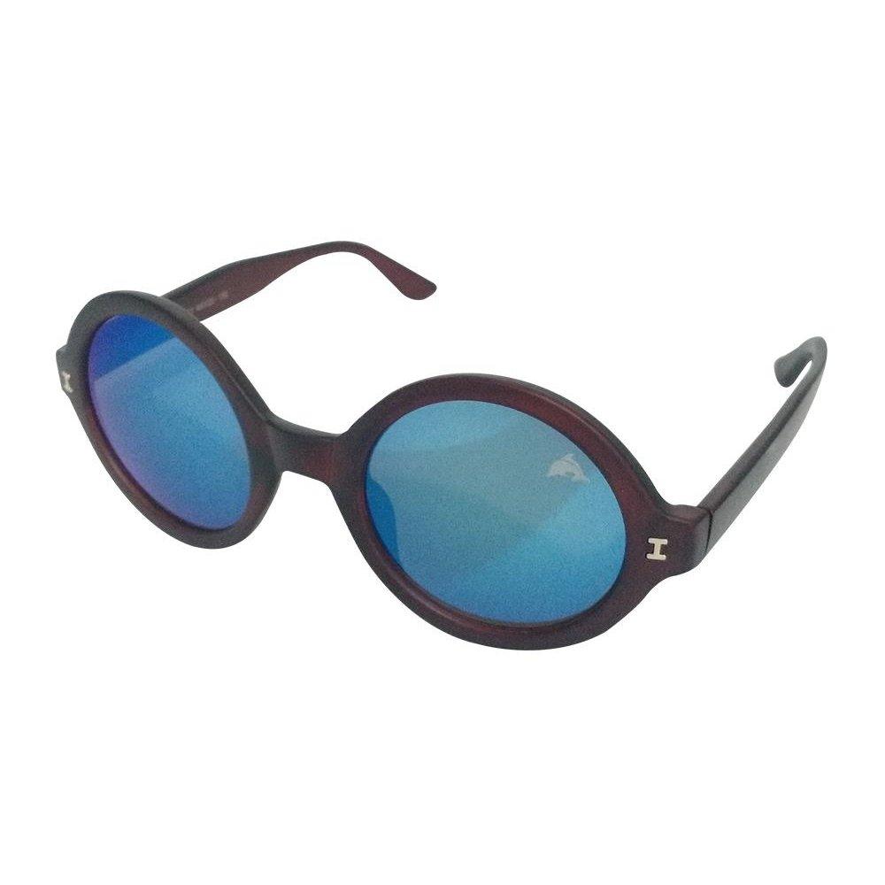 Óculos Solar Redondo Espelhado Cayo Blanco - Compre Agora   Netshoes affdcb75a3