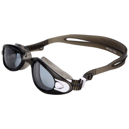 Óculos Speedo Neon Tek - Preto