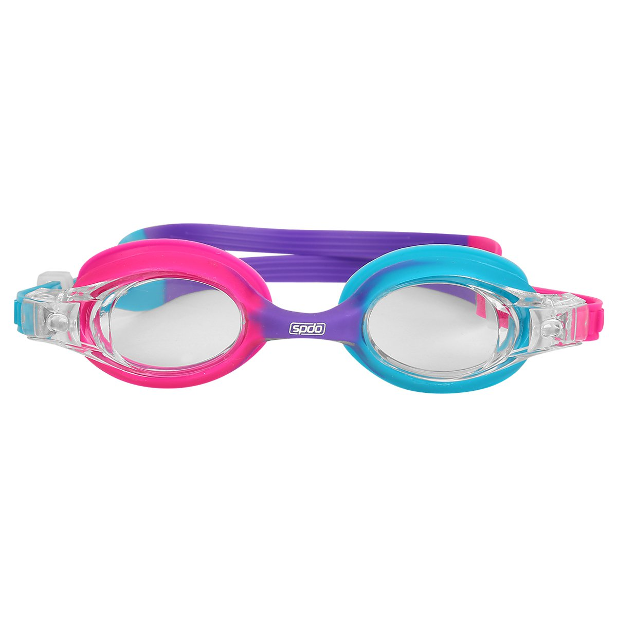 Óculos Speedo Quick Junior - Azul Piscina e Pink - Compre Agora ... bc84ba4d61