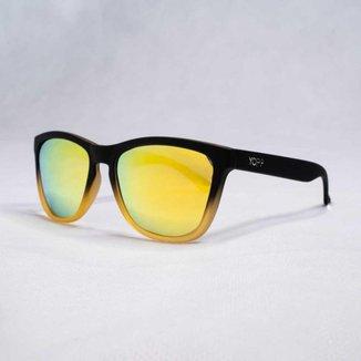 Oculos YOPP - TU-TON - Preto e amarelo