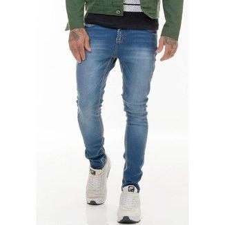 OFFERT Calça OFFERT Jeans Premium Limited Edition  Blue Skinny Azul  36