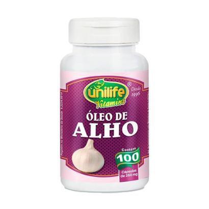 Oleo de Alho 100 Capsulas Unilife