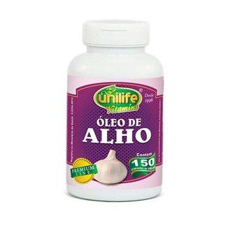 Óleo de Alho - 150 Cápsulas - Unilife
