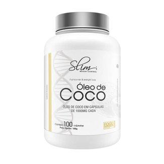 Óleo de Coco 100 Cáps - Bodybuilders