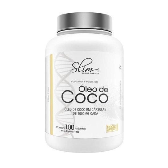 Óleo de Coco 100 Cáps - Bodybuilders -