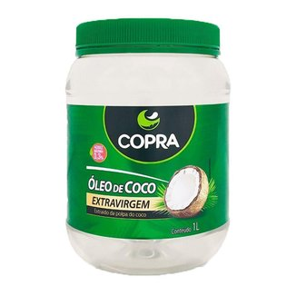 Óleo de Coco Extravirgem 1000ml - Copra