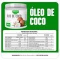 Óleo De Coco Extravirgem 500ml 100% Natural NewNutrition