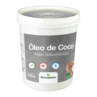 Óleo de Coco Não Saborizado 900ml