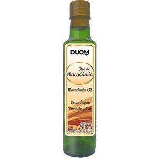Óleo de Macadamia Prensado a Frio 250ml - Duom