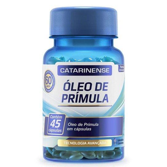 Óleo de Prímula - 45 cápsulas - Catarinense -