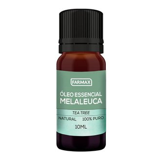 Óleo Essencial de Melaleuca Farmax 10ml