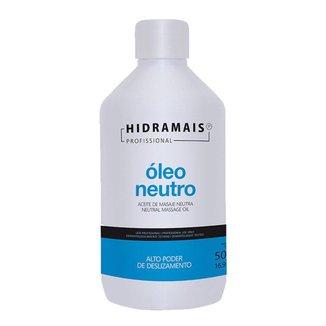 Óleo Hidratante Hidramais – Óleo Neutro 500ml