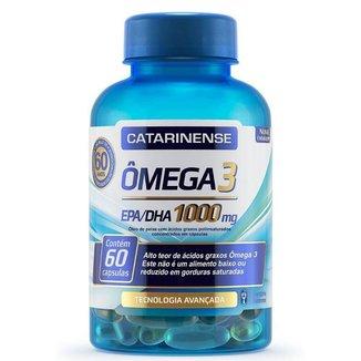 Ômega 3 - 60 cápsulas - Catarinense