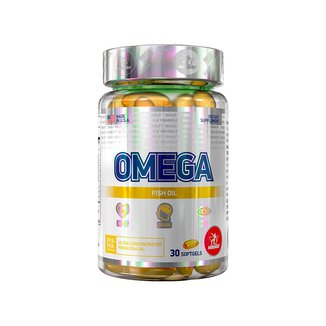 Omega 3 - Fish Oil - 30 Capsulas - Midway Labs