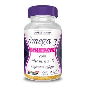 Omega 3 Soft Gel New Millen 60 Cáps