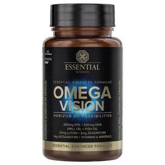 Ômega Vision (60 Caps) - Essential Nutrition