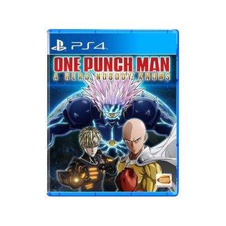 One Punch Man: A Hero Nobody Knows para PS4