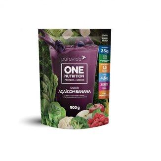 One vegan Nutrition - (900g) - Pura Vida