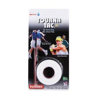 Overgrip Unique Tourna Tac XL X 10 - Branco