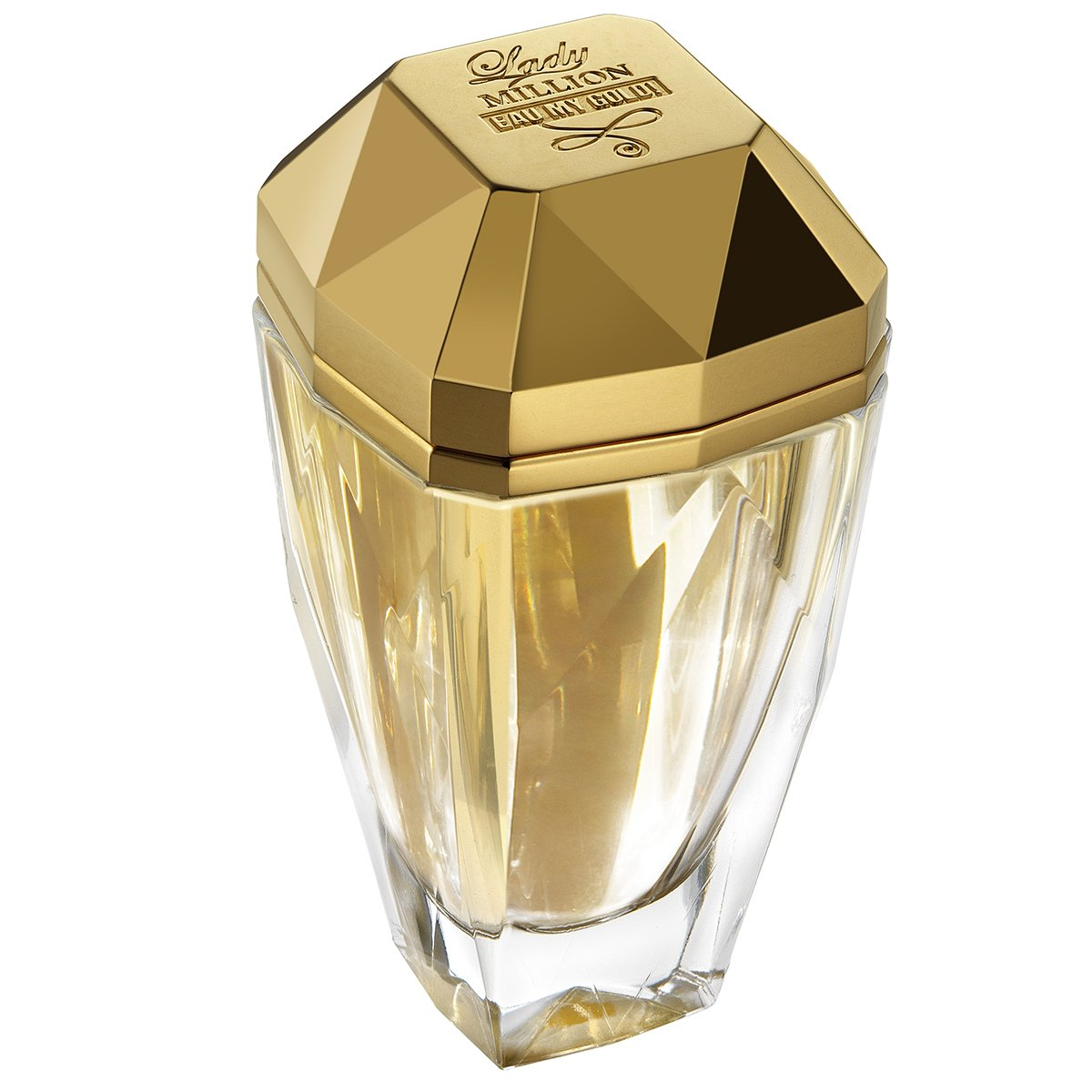 893640d0fd1d0 Paco Rabanne Perfume Feminino Lady Million Eau My Gold! EDT 80ml - Compre  Agora