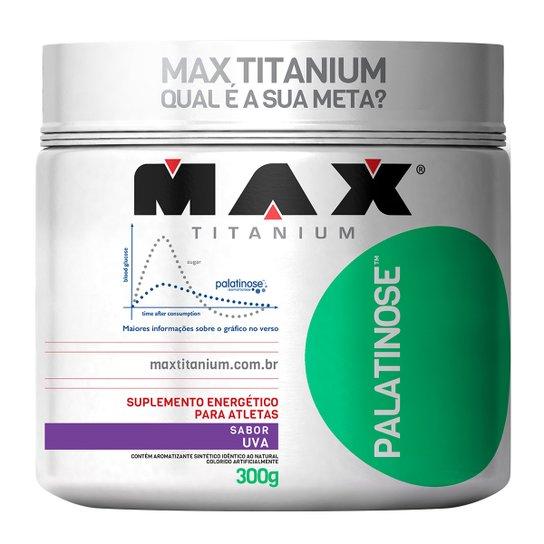 Palatinose 300 g - Max Titanium -