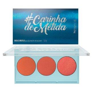 Paleta de Blush Boca Rosa by Payot - #CarinhaDeMetida 1Un