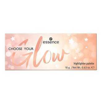 Paleta de Iluminadores Essence – Choose Your Glow 1Un