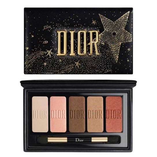 Paleta de Sombras Dior Eye Makeup Palette Sparkling Couture 1Un - Incolor