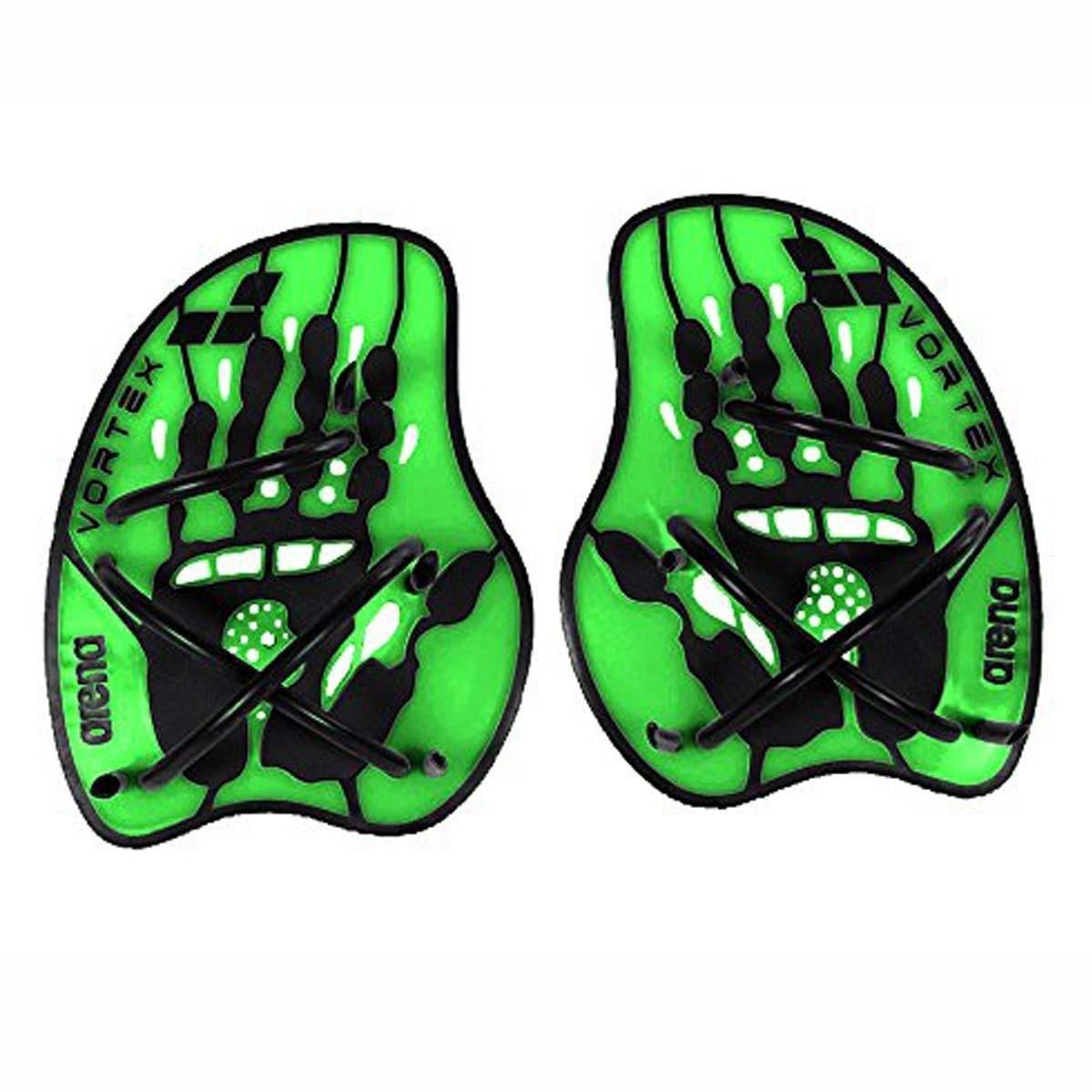2e58d4a2363 Palmar de Natação Arena Vortex Evolution - Verde - Compre Agora ...