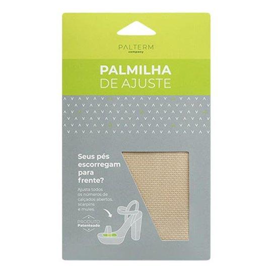 Palmilha De Ajuste Palterm Feminina Incolor - Bege