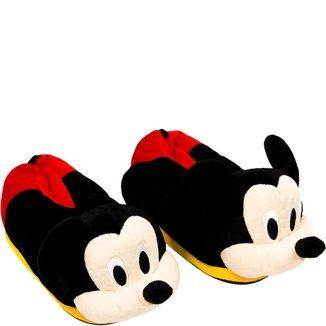 Pantufa Infantil Masculino Zona Criativa Mickey
