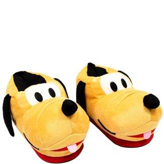 Pantufa Zona Criativa Pluto