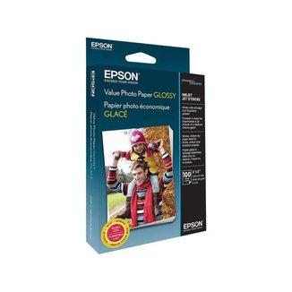 Papel Fotográfico 10x15cm Epson 183g