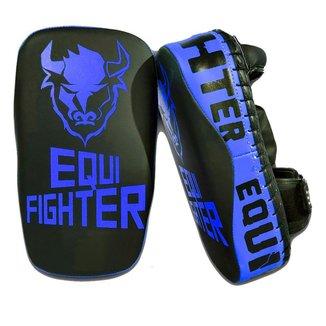 Par de Aparador De Chute Muay Thai Equifighter Azul