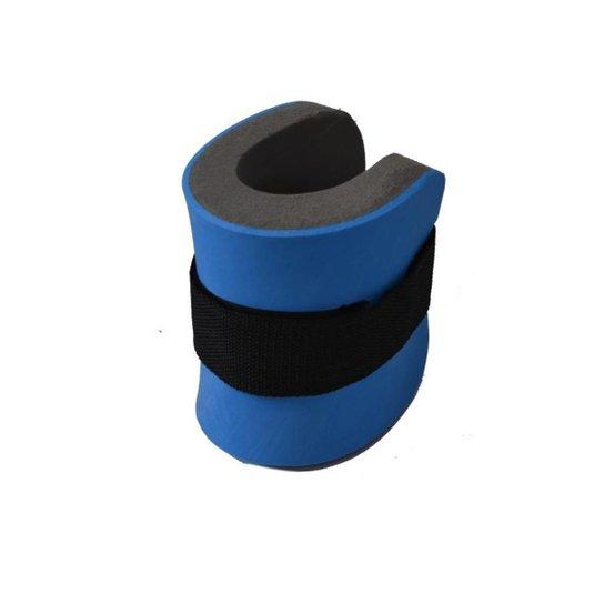 Par de Caneleiras para Hidro - EVA - 1kg A 2kg de resistência na piscina - Slade Fitness - Azul