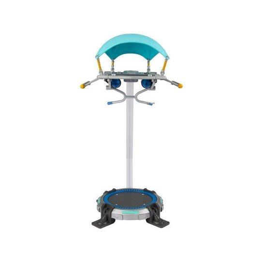 Paraquedas Fortnite Gilder Packs Default Fun - Cinza+Azul
