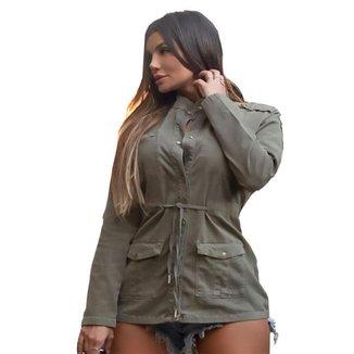 Parka Consciencia Jeans - 20541