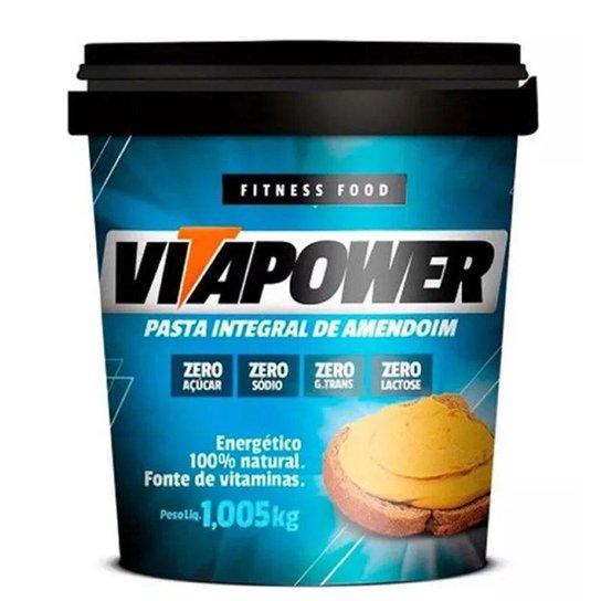 Pasta de Amendoim 1kg Vita Power -