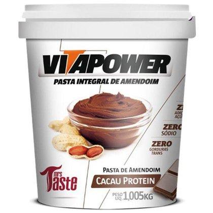 Pasta de Amendoim 1kg Vita Power