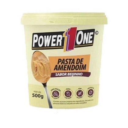 PASTA DE AMENDOIM - 500G - BEIJINHO - POWER ONE