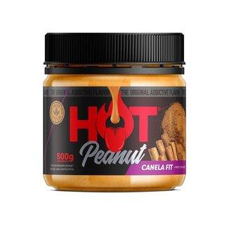 Pasta De Amendoim 500g - Hot Fit
