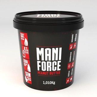 Pasta de Amendoim Crocante 1kg - Mani Force